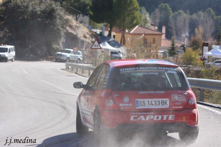 Alberto García-Fali Galán, renault Clio Sport