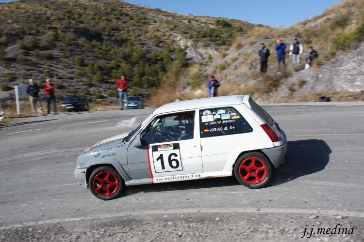 José Francisco Martos-Juan francisco Aranega, Renault 5 Gt Turbo