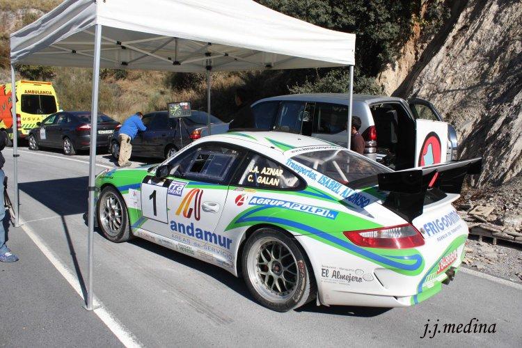 José Antonio Aznar-José Crsanto Galán, Porsche 997 GT3