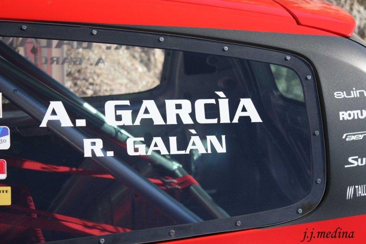 Alberto García-Rafael Galán, rebnault Clío Sport