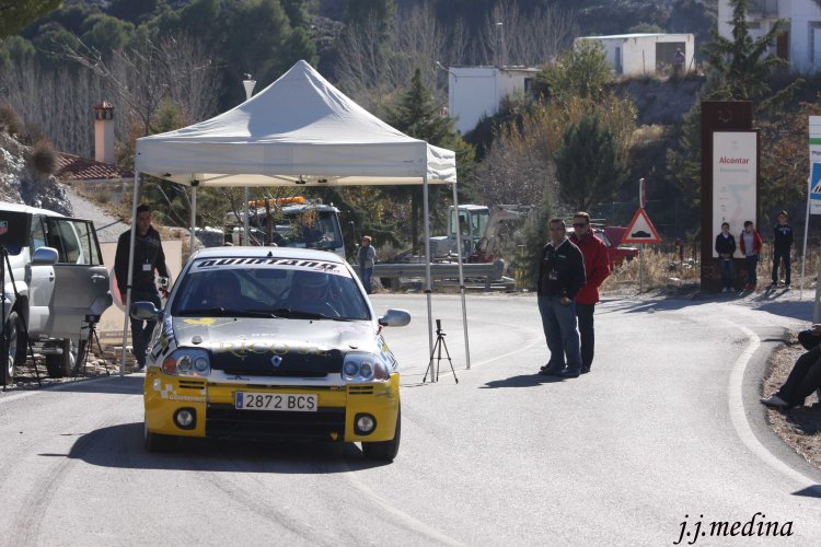 Manuel Rodríguez-Marcelo van Loon, Renault Clio Sport