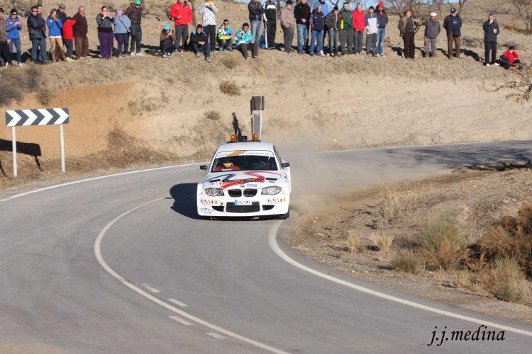 Sergi Morilla-Iván Cano, BMW Serie 1