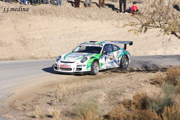 José Antonio Aznar-José Crisanto Galán, Porsche 997 GT3