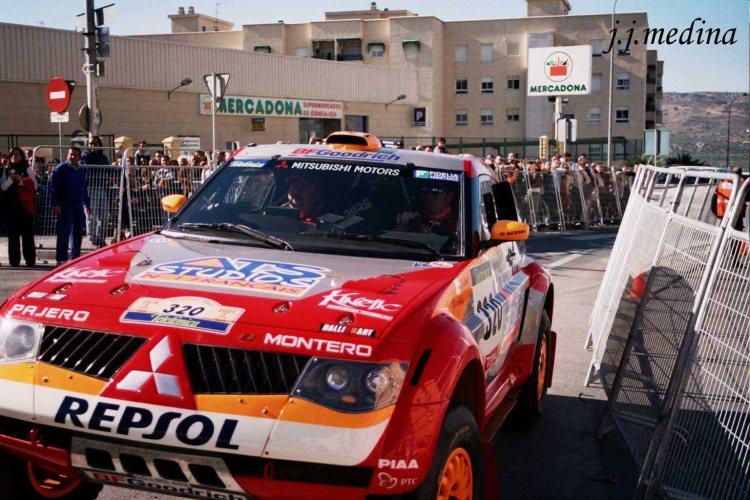 Nani Roma, Dakar 2005