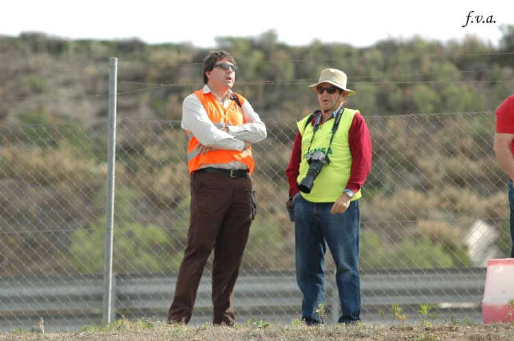 Antonio Vallejo y J.J. Medina, Jerez 2009