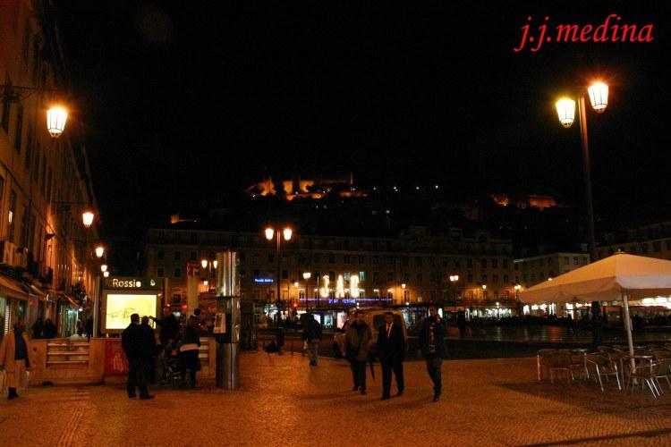 5 Plaza del Rossio, Lisboa