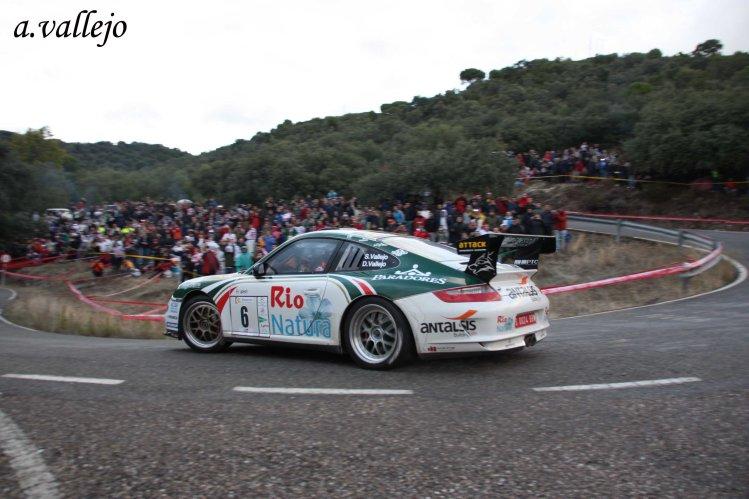 Sergio  Vallejo, Porsche 997 GT3