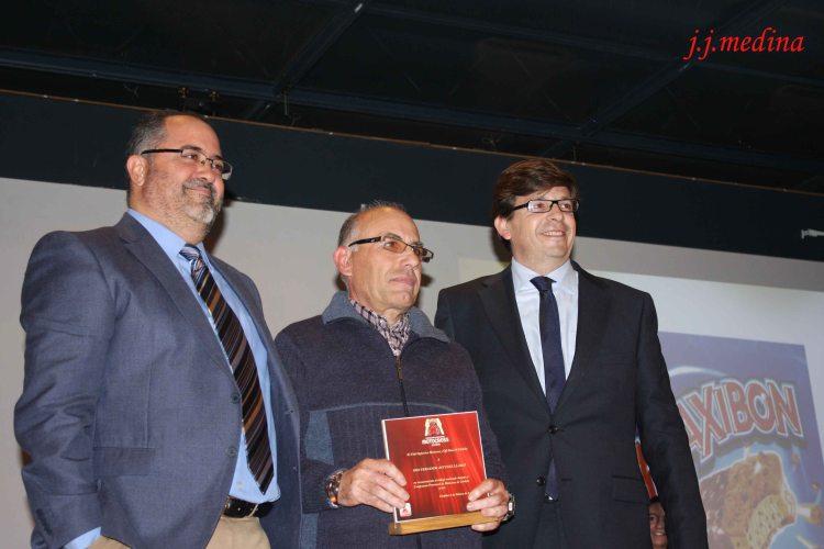 Rafael Aguilar, Fernando Antúnez y  Luis Miguel Toledano