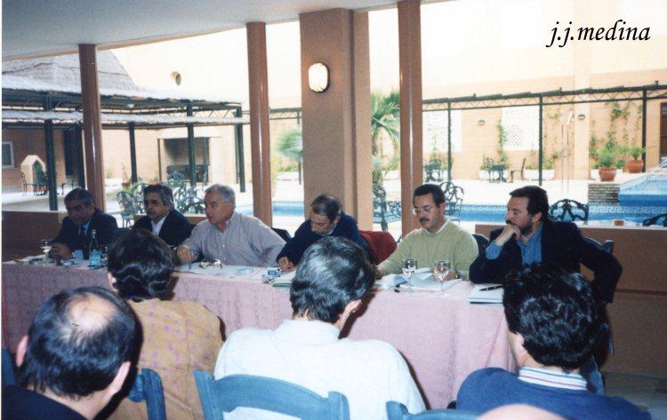 Mesa Asamblea FAA, Sevilla  1995