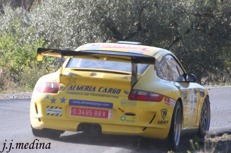Manuel Maldonado-José García Porschs 997 GT3