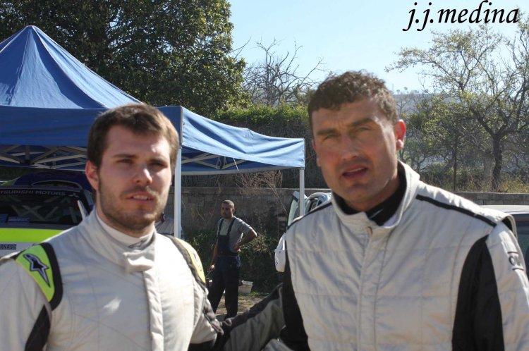 Ruibén Cerezo y David Pérez