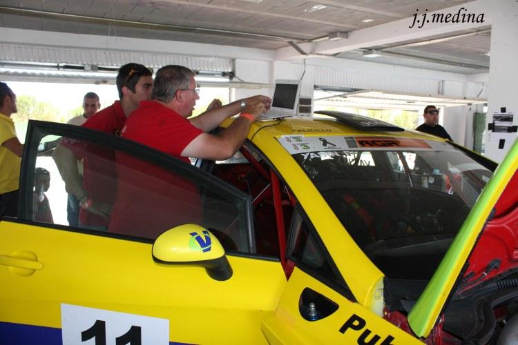 Carlos Cabezas, Circuito Mike G, Guadix 2012