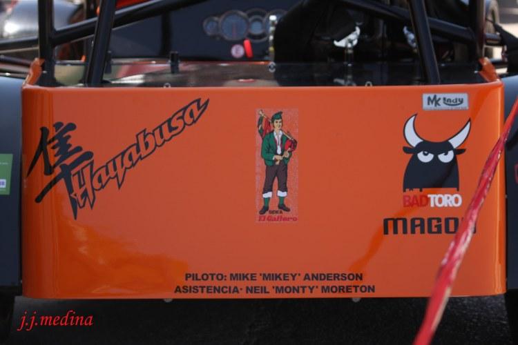Trasera Mk Indy R de Maike Anderson