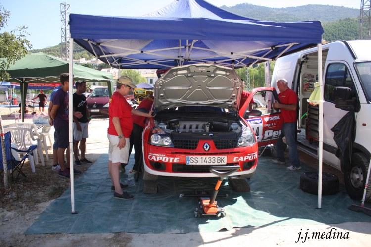 Equipo Peyo Competición, Rallye Sierra de Cádiz 2013