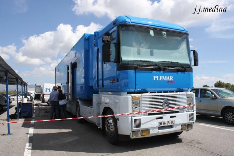 Camión Plemar Sport, Circuito Mike G Guadix 2013