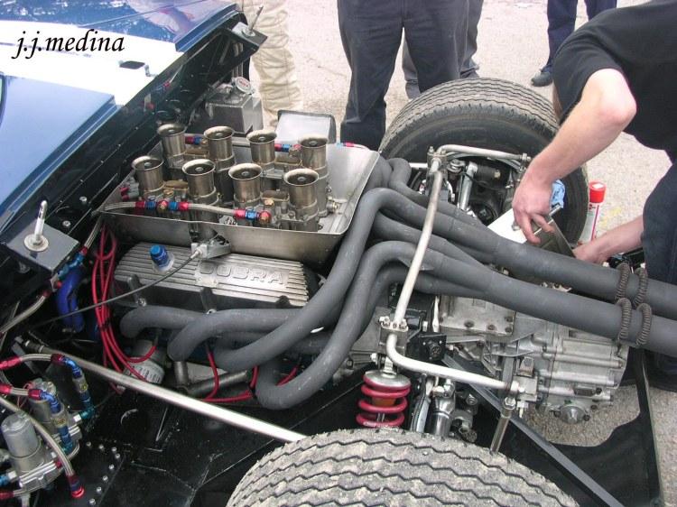 Ford GT40 Tour de España 2006