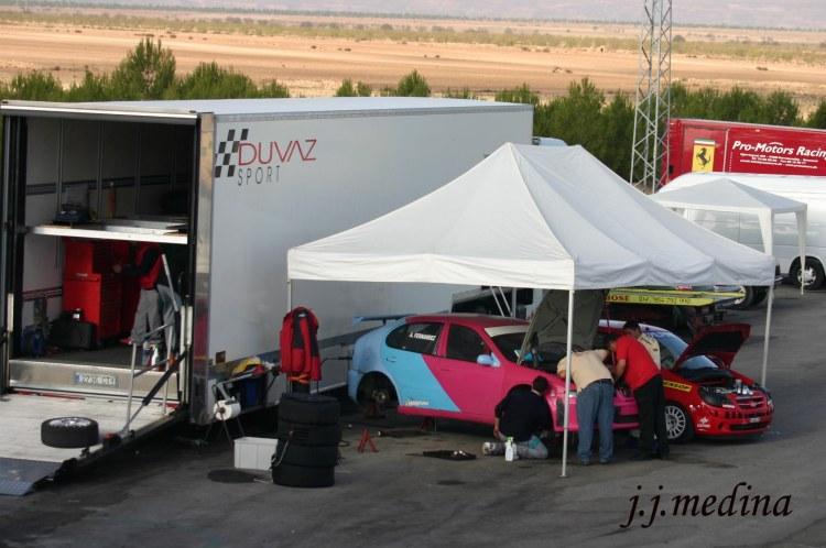 Equipo Duvaz Sport, Circuito de Tabernas 2006