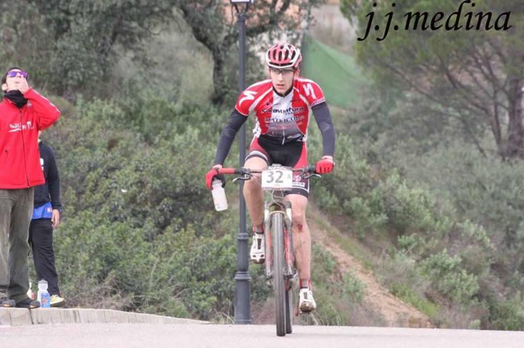 Miguel Toril, Andalucía Bike Race 2014