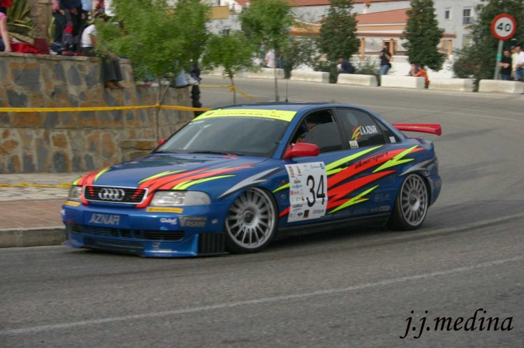 José Antonio Aznar, Audi A4 ST