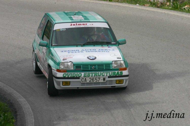 Amador Jaén, Renault 5 Gt Turbo