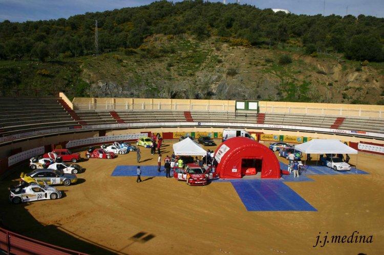 Verificaciones técnicas Plaza de Toros, 2006