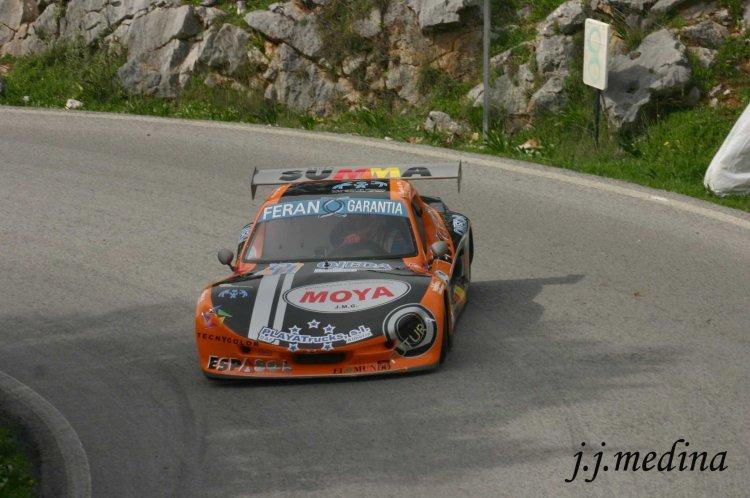 José Antonio Román, Speed Car