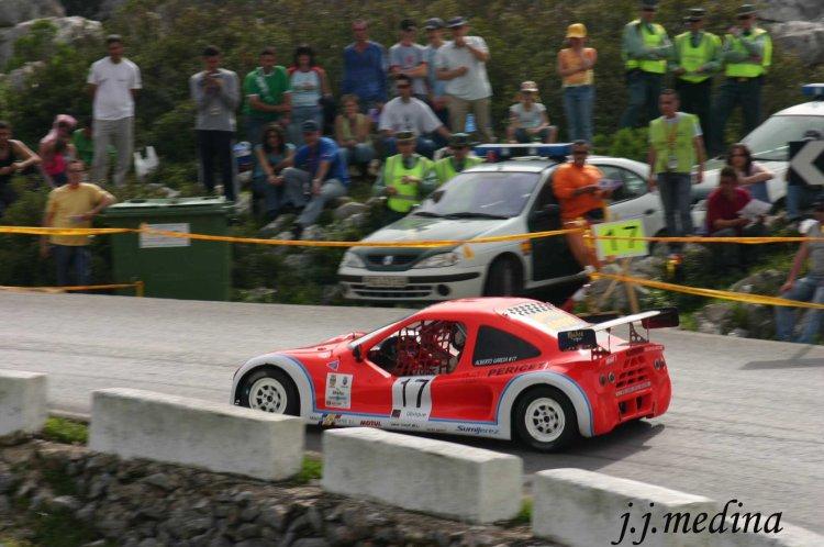 Alberto García, Speed Car