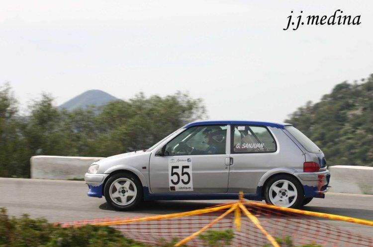 Gabriel Sanjuan, Peugeot 106 Kit Car