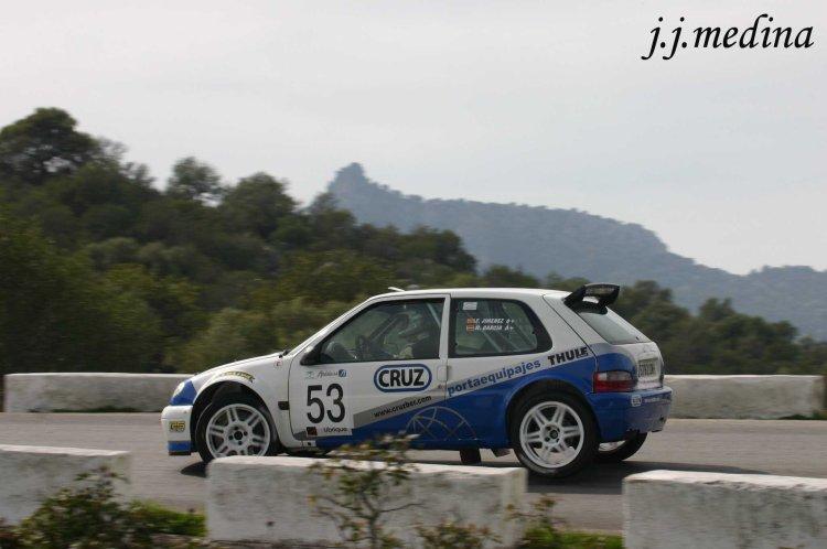 Paco Jiménez, Citroën Saxo Kit Car