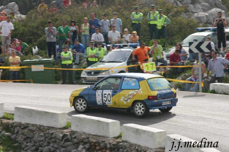 Eduardo Cotrino, Renault Clío