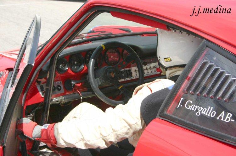 Porsche 911 Julio Gargallopia