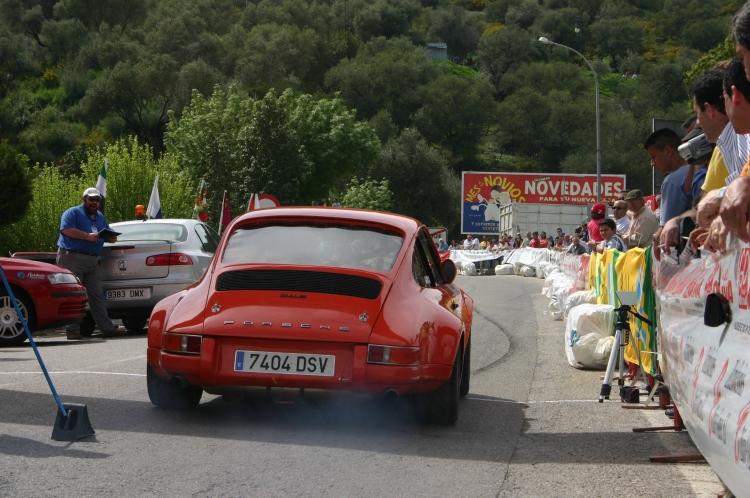 Ildefonso García, Porsche 911