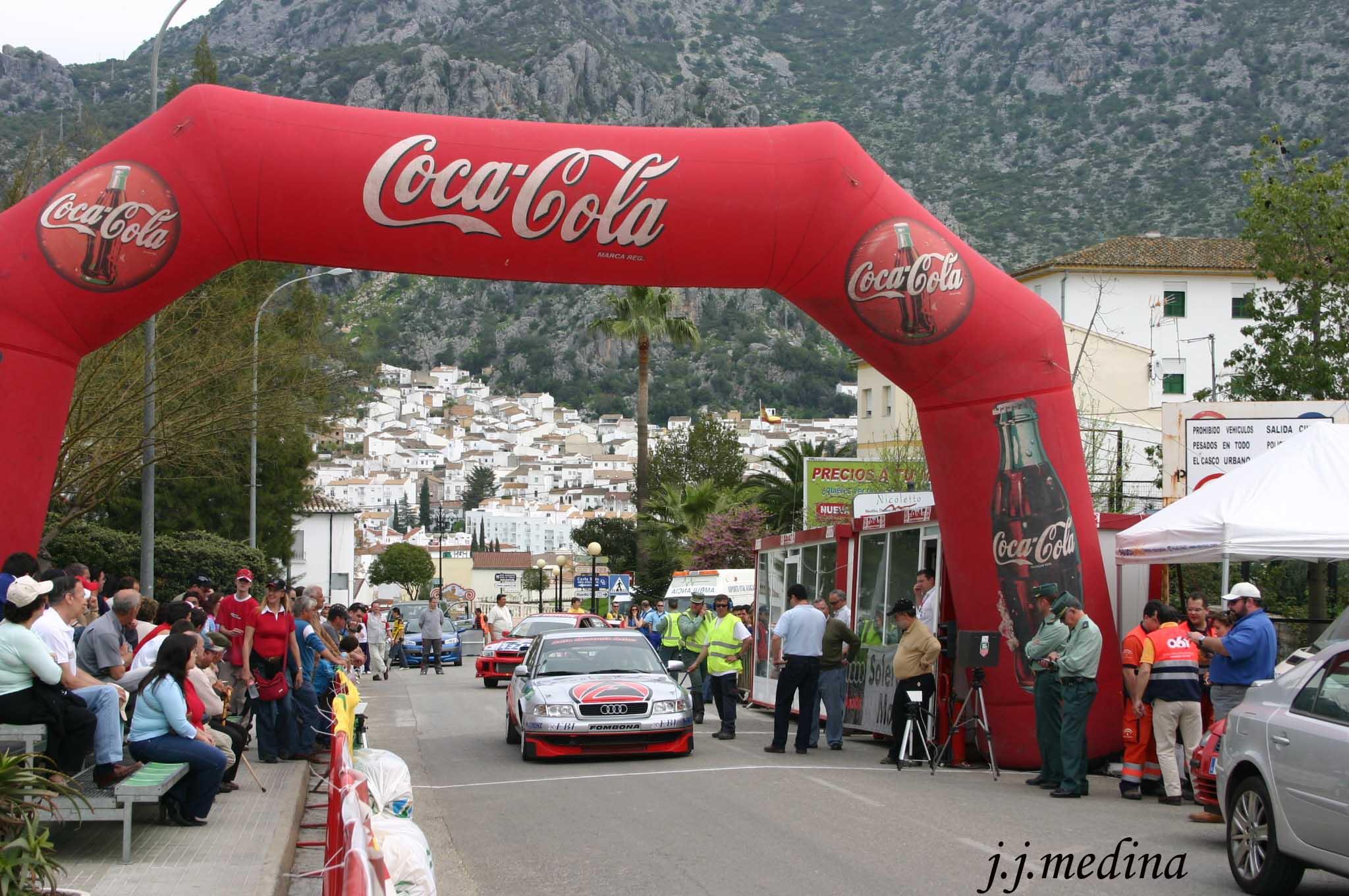 Ubrique es racing la p gina de motor de jjmedina for Medina motors pueblo co