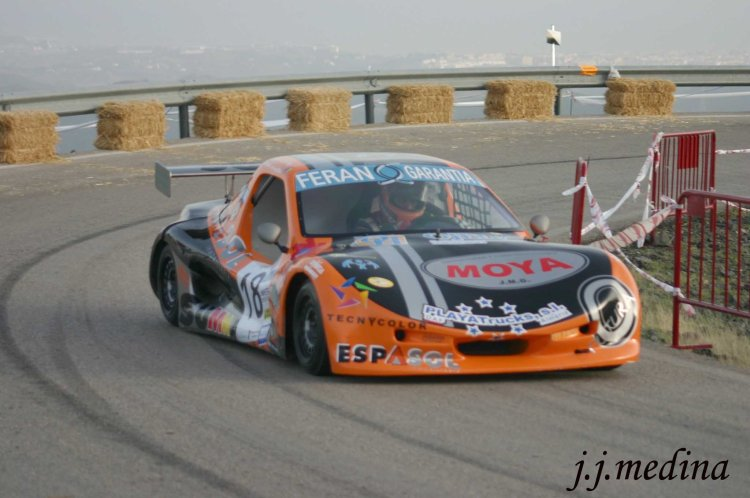 José Antonio Román, Speed car Gt