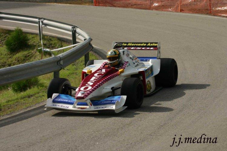 """Monchu"" Fórmula Martini Mk 39"