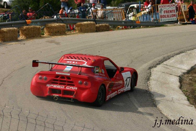 Gorka Apalantza, Speed Car GT
