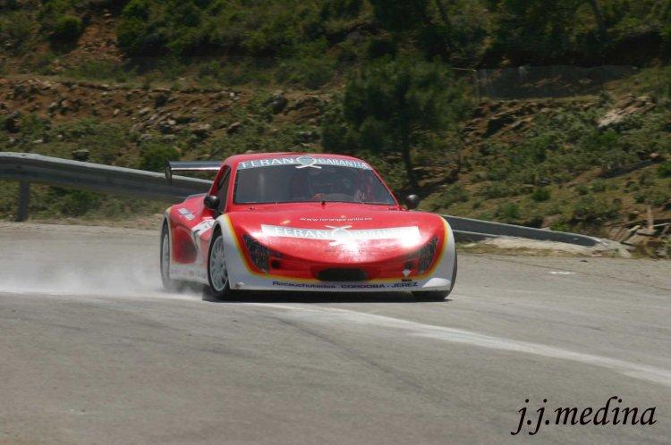 Alberto García, Speed Car GT