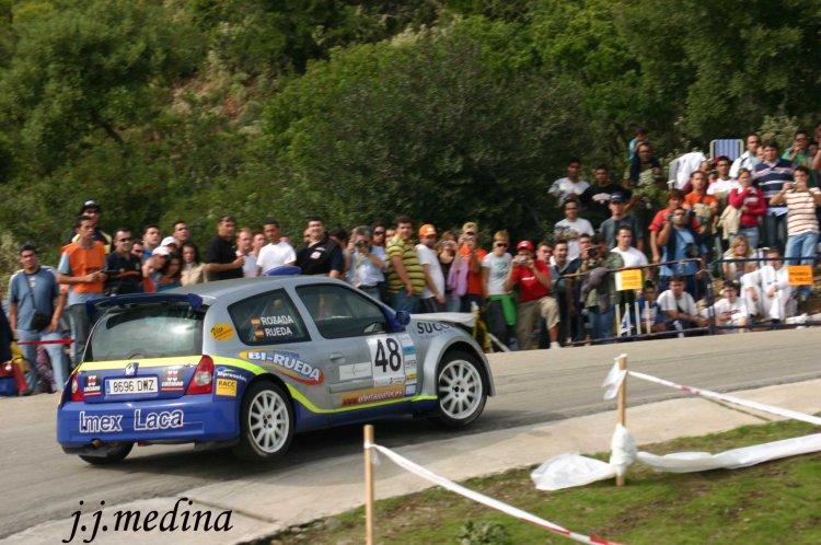 Manuel Rueda, Renault Clio S1600