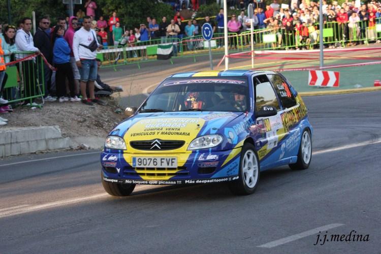 Leal-Ruiz, Citroën Saxo VTS