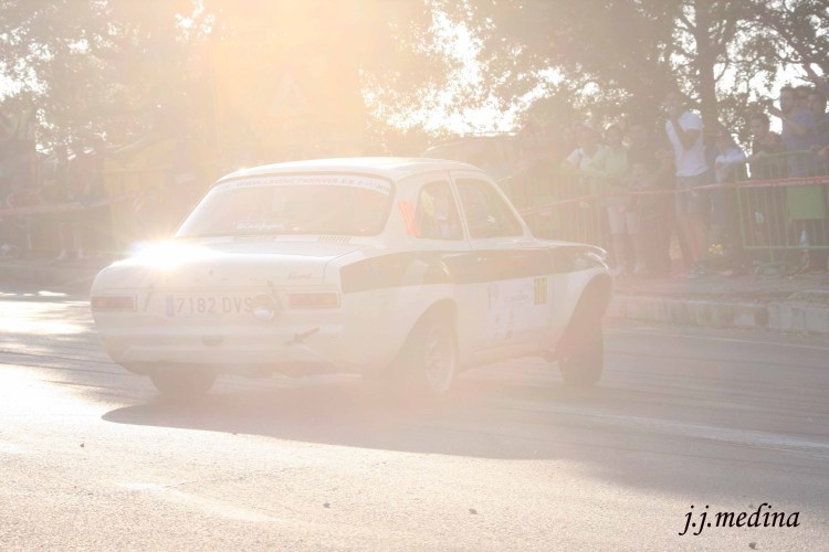 Blázquez-Casado, Ford Escort MKI