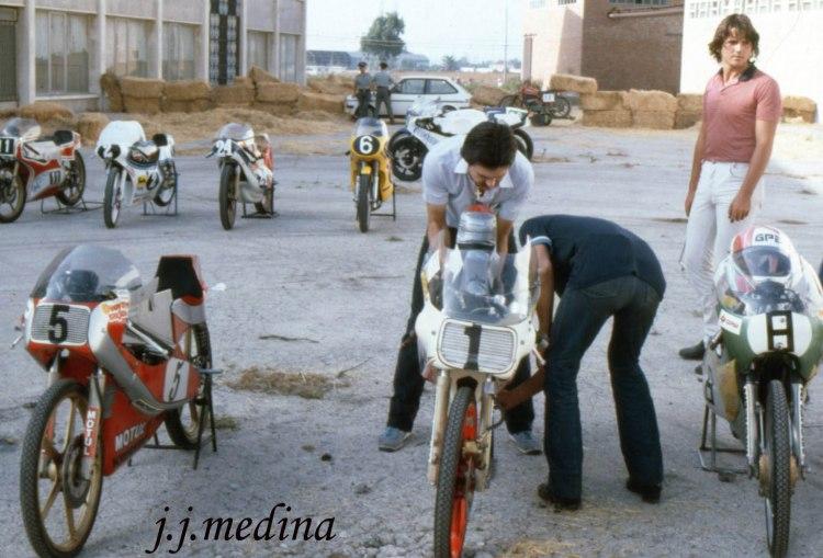 Motocicletas de 50 cc