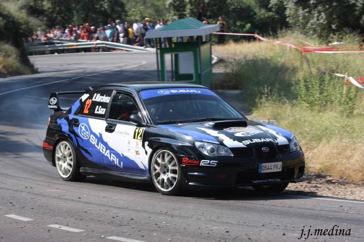 Saco-Marchena, Subaru Impreza N12