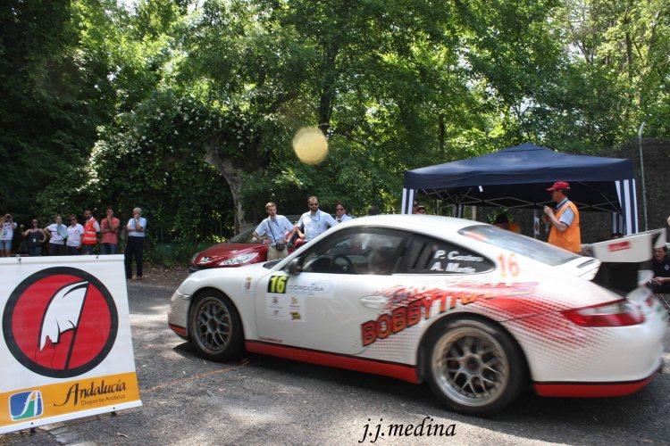 Cordero-Martín, Porsche 997 GT3