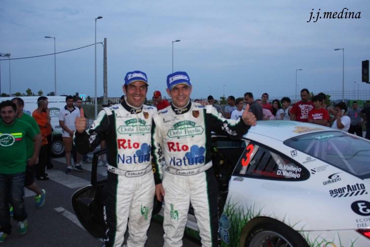 Diego t Sergio Vallejo, Porsche 997 GT3