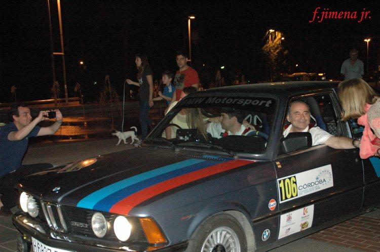 Meléndez-Valdés-Martín BMW 320