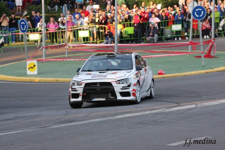David Pérez-Ignacio Ramírez, Mitsubishi Evo X