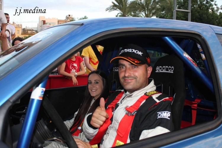 Antonio Rodríguez y Alicia Rodríguez