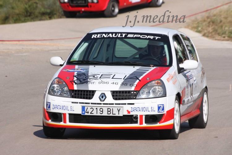 Esteban Gutiérrez, Renault Clio Sport