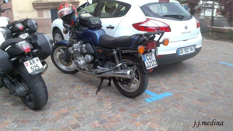 Honda CBX 1000 6 cilindros en Ripkewhir copia