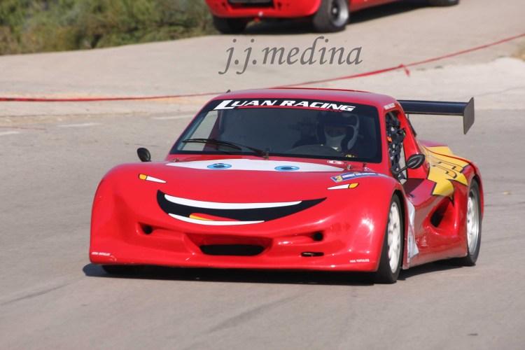 Anna Haliley, Speed Car